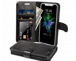 Peňaženka-a-magnetický-obal-pre-iPhone-X-z-prírodnej-kože-od-prestížnej-firmy-JISONCASE.-Púzdro-je-vyrobené-z-kože.-Prírodná-pravá-koža-v-púzdre-3