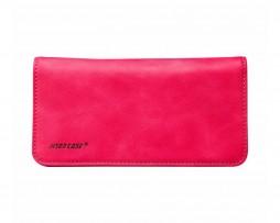 Peňaženkové-púzdro-JISONCASE-pre-pre-všetky-modely-iPhonov-z-pravej-kože-ružová-farba