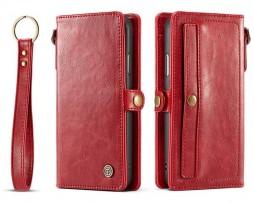 Peňaženkové-magnetické-púzdro-pre-iPhone-X-v-červenej-farbe--600x640