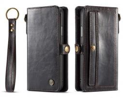 Peňaženkové-magnetické-púzdro-pre-iPhone-X-v-čiernej-farbe-600x640