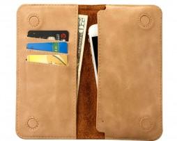 Peňaženkové-púzdro-JISONCASE-pre-iPhone-6-6S-6-Plus-6S-Plus-z-pravej-kože-bežová-farba2