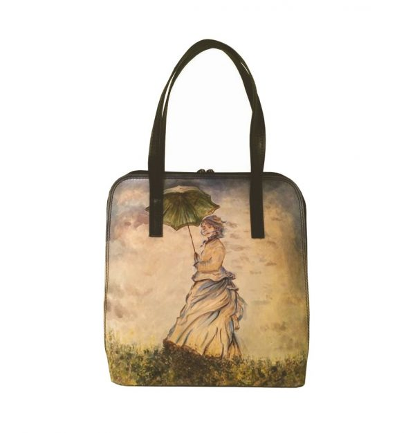 Ručne-maľovaná-kabelka-8192-inšpirovaná-motívom-Claude-Monet