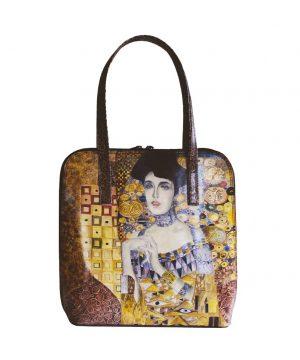 Ručne-maľovaná-kabelka-8192-inšpirovaná-motívom-Gustav-Klimt