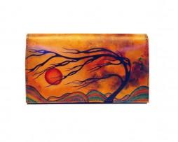 Ručne-maľovaná-peňaženka-8542-s-motívom-Wind