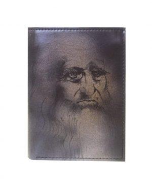 Ručne-maľovaná-peňaženka-8560-inšpirovaná-motívom-Leonardo-da-VinciRučne-maľovaná-peňaženka-8560-inšpirovaná-motívom-Leonardo-da-Vinci