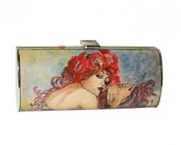 Ručne-maľovaná-spoločenská-kabelka-7111-inšpirovaná-motívom-Alfons-Mucha