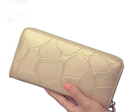 Exkluzívna dámska kožená peňaženka vo farbách