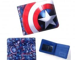 Kožená peňaženka z kolekcie MARVEL AVENGERS - Captain America 005