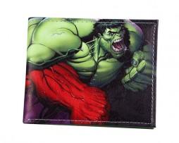 Kožená peňaženka z kolekcie MARVEL AVENGERS - Hulk 001