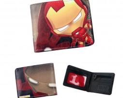 Kožená peňaženka z kolekcie MARVEL AVENGERS - Iron Man 002