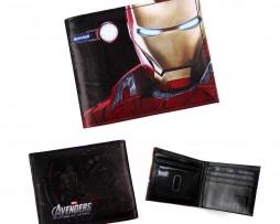 Kožená peňaženka z kolekcie MARVEL AVENGERS - Iron Man 003