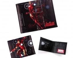 Kožená peňaženka z kolekcie MARVEL AVENGERS - Iron Man 005