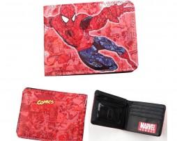 Kožená peňaženka z kolekcie MARVEL AVENGERS - Spiderman 001