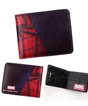 Kožená peňaženka z kolekcie MARVEL AVENGERS - Spiderman 002