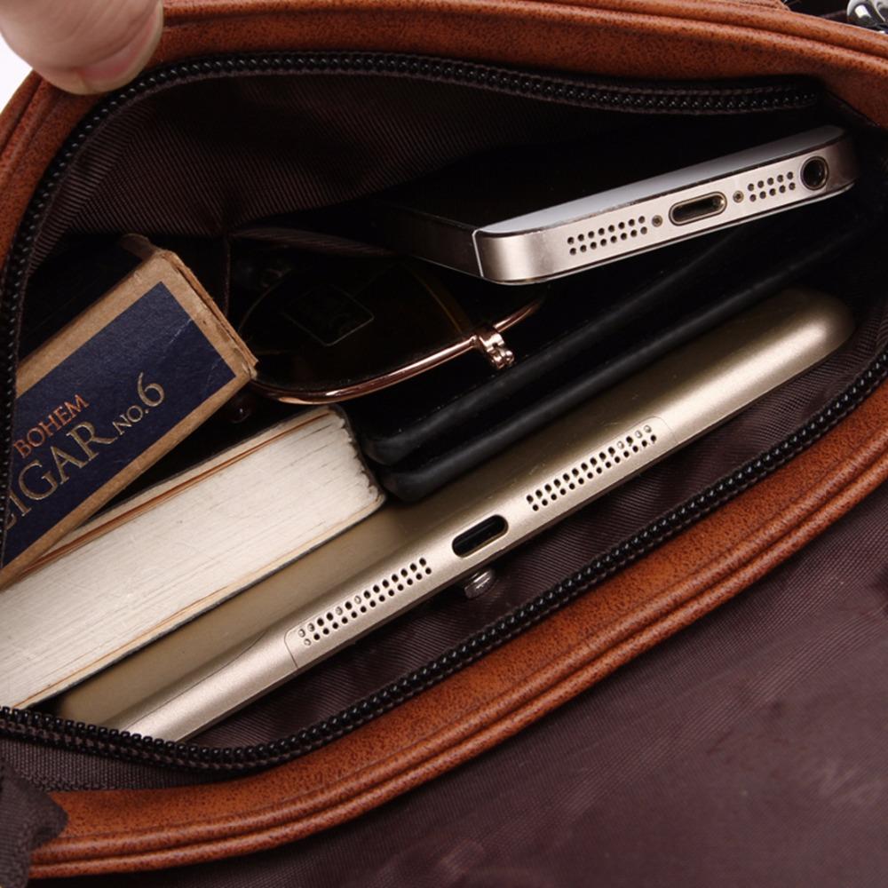 344d180789 44.90 € s DPH. Unikátna kožená taška cez plece POLO SMALL v hnedej farbe. Dizajnová  a kvalitná taška pre mladých ...