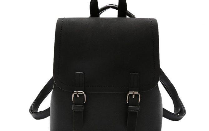 Univerzálny kožený ruksak na chrbát, cez plece a do ruky vo farbách (4)