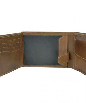 8f0b9409b0 The product is already in the wishlist! Browse Wishlist · Elegantná  peňaženka z pravej kože č.8552 v hnedej farbe ...