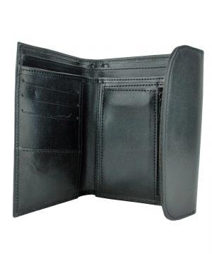 Kožená dámska peňaženka z prírodnej usne. Nezabúdajte, že kvalitná a moderná peňaženka vytvára o vás predstavu na ktoromkoľvek mieste, kde ju použijete (5)