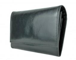 Dámska kožená čierna peňaženka č.7946 ... 77e9cf0cec7