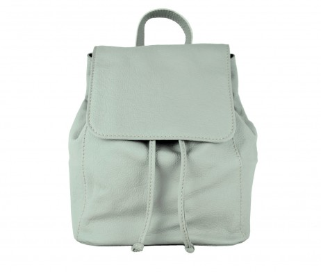 Moderný kožený ruksak z pravej hovädzej kože (2)