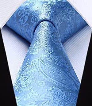 Luxusný pánsky kravatový set – kravata + vreckovka