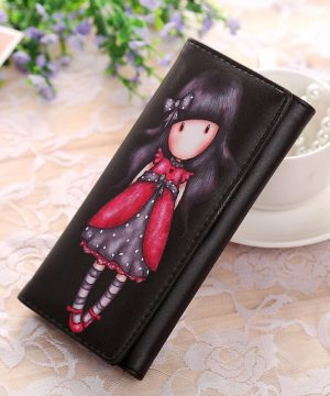 Peňaženka-z-kolekcie-Cartoon-Black-girl